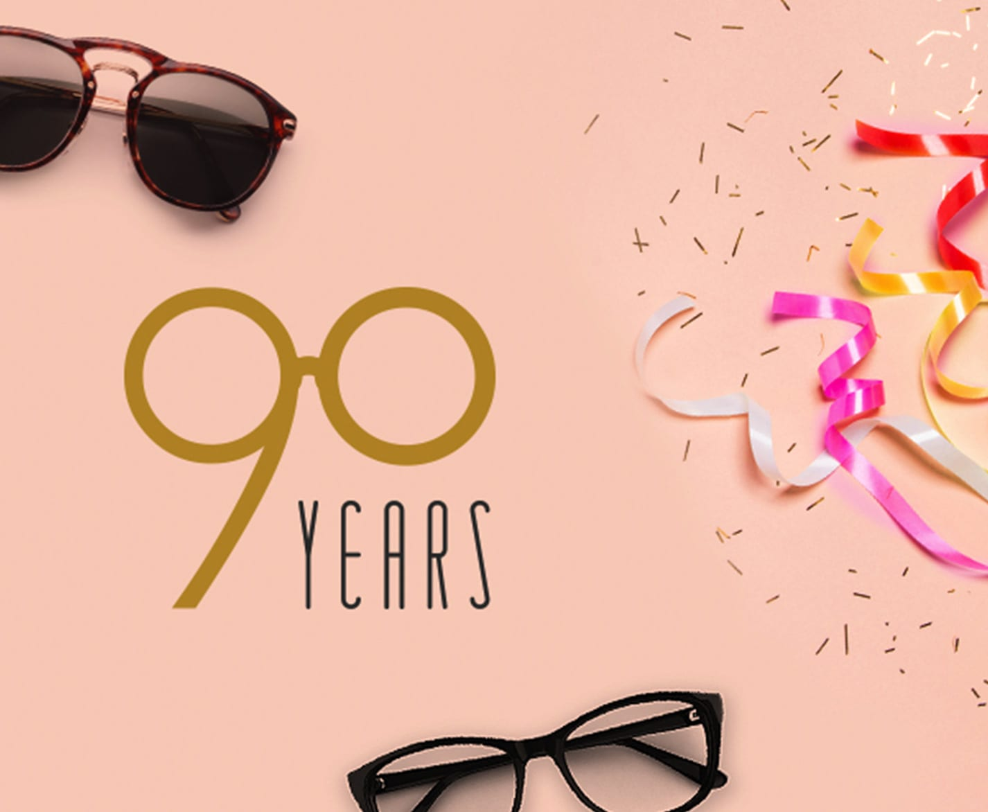 Celebrating 90 Years as Your Home for Healthy Eyes